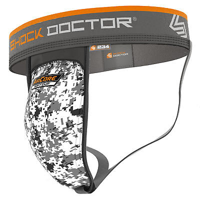 Shock Doctor Supporter w/ AirCore Soft Cup