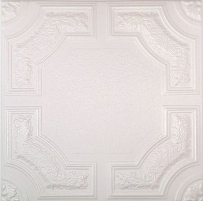 POLYSTYRENE TILES  PANELS WALL CEILING (Pack of 48) 12 Sqm - CLASSIC