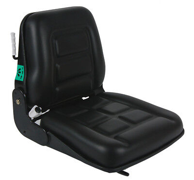 Forklift Seat GS12 Style - VIC West