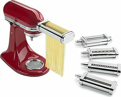 KitchenAid KSMPDX - 5 Piece Pasta Deluxe Set - works with All KitchenAid Mixers
