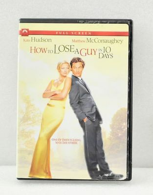 How To Lose A Guy In 10 Days DVD Movie