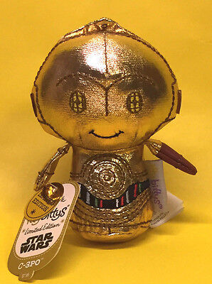 Hallmark Star Wars Itty Bittys C-3PO Red Arm Force Awakens Lim. Ed. May The 4th