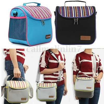 Portable Thermal Insulated Waterproof Carry Cooler Lunch Picnic Storage Bag