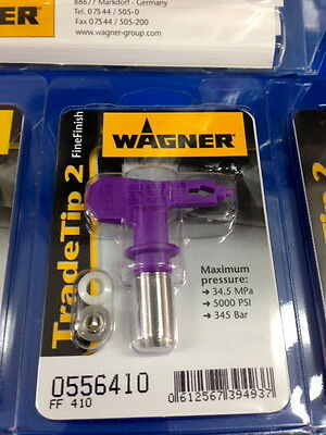 Wagner Airless Spray Tip FINE FINISH MANY SIZES AVAILABLE Just Ask