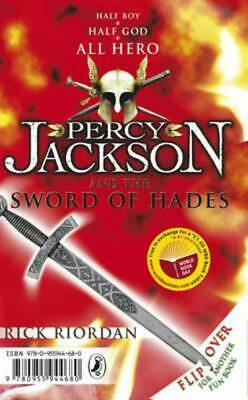 Percy Jackson and the sword of Hades by Rick Riordan (Paperback)