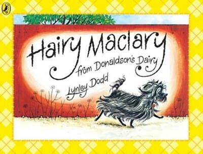 Hairy Maclary from Donaldson's Dairy by Lynley Dodd (Paperback) Amazing Value