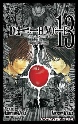 Death note. Vol. 13 How to read. by Tsugumi Ohba (Paperback)