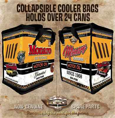 Holden MONARO GTS HT HK HQ & LE Monaro Cooler Bag - Holds a case of 24 cans