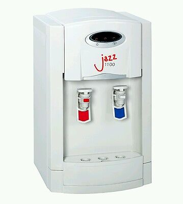 Jazz 1100 Tabletop Mains Fed Hot/chilled  Water Cooler **new**