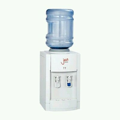 Jazz 1000 Tabletop Bottle Fed Cold / Hot Water Cooler **New**