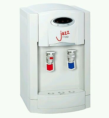 Jazz 1100 Tabletop Mains Fed Cold / Ambient Water Cooler **new**