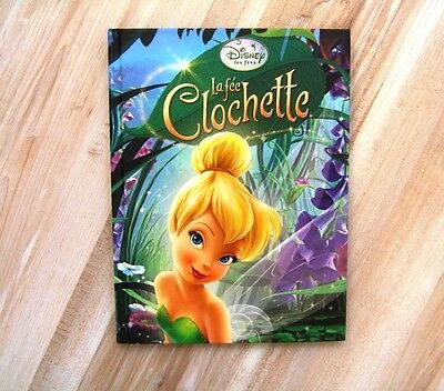 Disney ♥La Fee Clochette ♥ Livre Com9