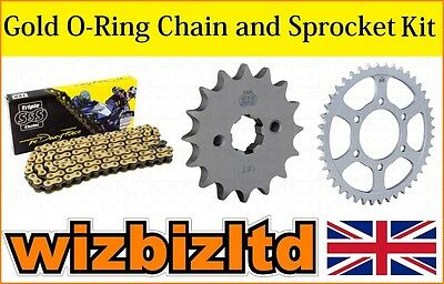 O Ring Chain & Sprocket Kit Suzuki GSF1250 A-L1,L2 Bandit (ABS) 10-12 KITSSS0816