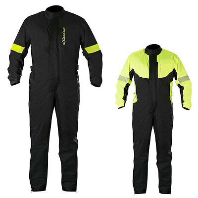 Alpinestars Hurricane Waterproof Motorcycle Rain Suit