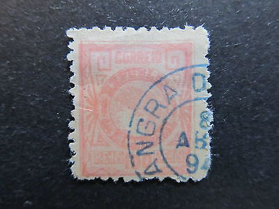 A4P31 Brazil 1893 100r used #28