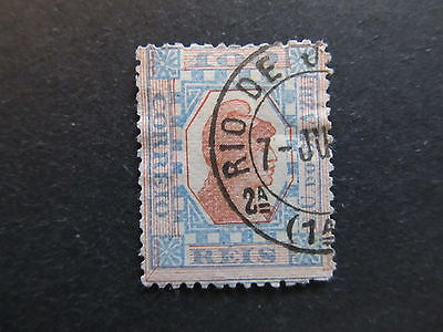 A4P31 Brazil 1891 100r used #30