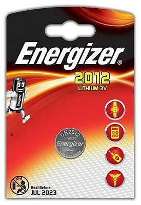 Energizer CR2012-C1 3V Lithium Coin Cell