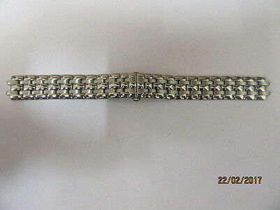 New Genuine Oris 15mm Watch Bracelet 81507 for 7474 and 7483 models
