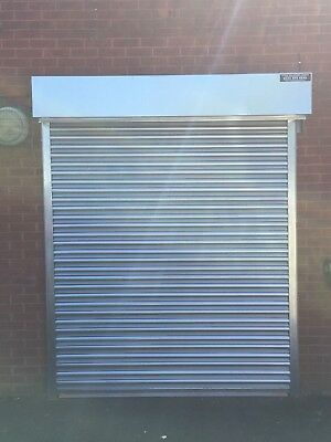 ELECTRIC HIGH SECURITY ROLLER SHUTTER / GARAGE DOORS - All sizes available!