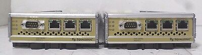 Lot Of 2 Equallogic  Dell Sata Control Module Type 5 Ps3000 Ps5000 T3-A2