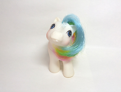 My Little Pony Baby Quackers First Tooth G1 1987 Vintage