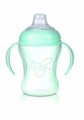 Nuby Natural Touch NT69002 Training Cup Polypropylene 240 ml for Ages 6 Months a