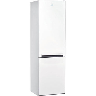 Indesit LD70N1W A+ Fridge Freezer Frost Free 50/50 60cm Free Standing White New