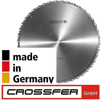 HM Kreissägeblatt 700 x 30 mm Z42 LFZ CROSSFER Brennholz Säge Made in Germany