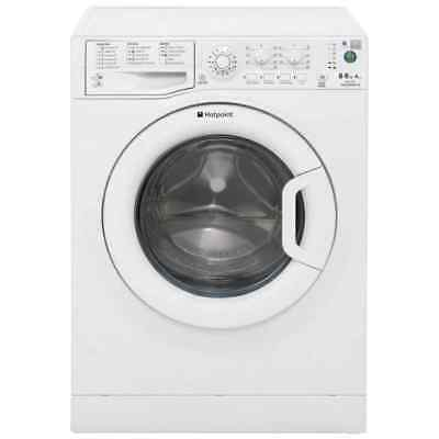 Hotpoint WDAL8640P Free Standing 8Kg Washer Dryer White New from AO