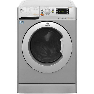 Indesit XWDE751480XS Innex Free Standing 7Kg Washer Dryer Silver New from AO