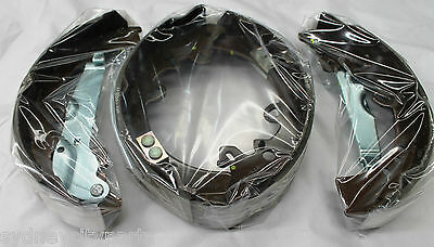 Toyota Hilux Rear Brake Shoes Most Models From July 05> New Genuine