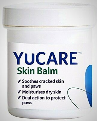 Lintbells YuCARE Skin Balm Moisturise Protect Dry Cracked Skin Paws 25ml Care
