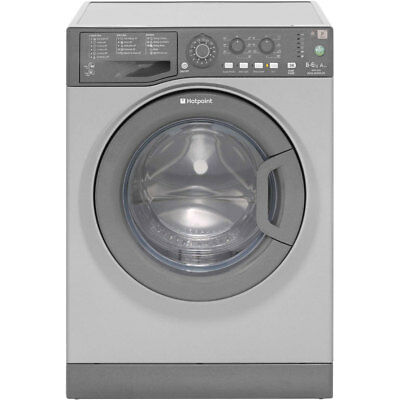 Hotpoint WDAL8640G Free Standing 8Kg Washer Dryer Graphite New from AO