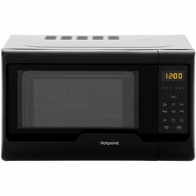 Hotpoint MWH2031MB0 700 Watt Microwave Free Standing Black New from AO