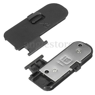 Camera Battery Door Cover Lid Cap Repair Replacement Part For Nikon D3200 D3300