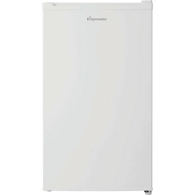 Fridgemaster MUR4892 Free Standing 48cm 91 Litres A+ Fridge White New from AO
