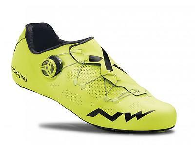 Scarpe ciclismo NORTHWAVE EXTREME RR (Giallo fluo)