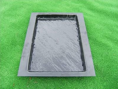 New Yorkstone Paver Mould 300x450 Plastic Mold Patio Landscape Paving Flagstone