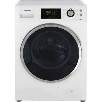 Hisense WFP8014V P Series A+++ 8Kg Washing Machine White New from AO