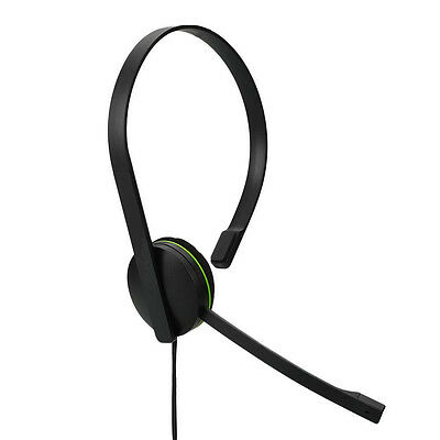 Hot! Black Official Xbox One Chat Headset