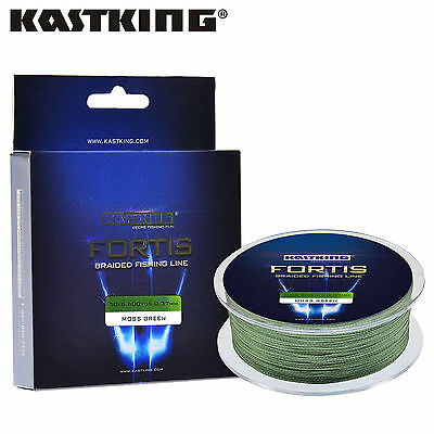 KastKing Fortis Braided Fishing Line - Strong & Fade Resistant Braid - All Sizes