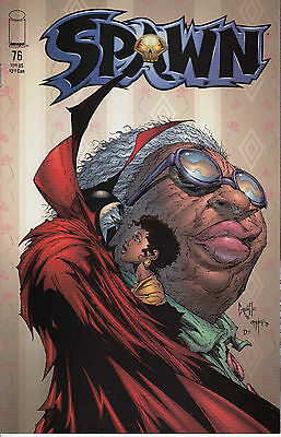 SPAWN 76...NM-...1998...Todd McFarlane,Dwayne Turner...High Grade Bargain!