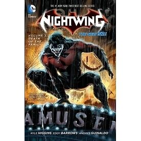 Nightwing Volume 3: Death of the Family TP (The New 52) - Brand New!