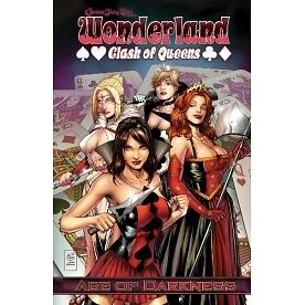 Wonderland: Clash of Queens Paperback - Brand New!