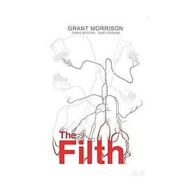 The Filth Deluxe Edition Hardcover Special Edition - Brand New!