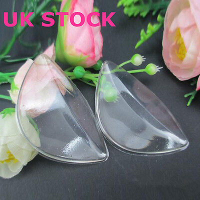 1 pair Silicone Gel Arch Support Shoe Insert Foot Insole Wedge Cushion Insoles