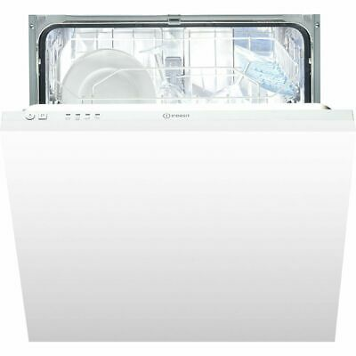 Indesit DIF04B1 Eco Time A+ Fully Integrated Dishwasher Full Size 60cm 13 Place