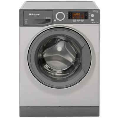 Hotpoint RPD9467JGG Ultima S-Line A+++ 9Kg 1400 Spin Washing Machine Graphite
