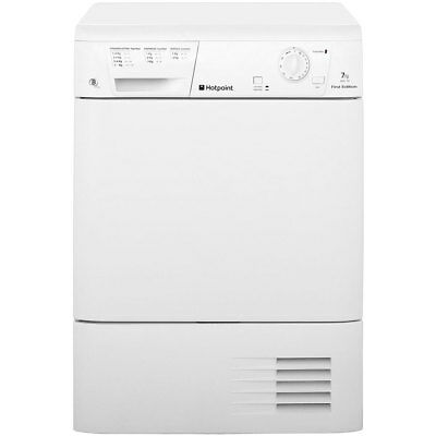 Hotpoint FETC70BP First Edition 7Kg Condenser Tumble Dryer White New from AO