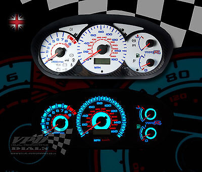 Honda Civic type R ep3 speedo gauge dash interior light bulb upgrade dial kit